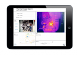 ThermoPro Kit with FLIR One for iPad