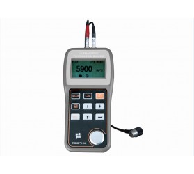 Ultrasonic Thickness Gauge TIME®2136 measure through coated surface